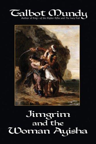 9781557425737: Jimgrim and the Woman Ayisha