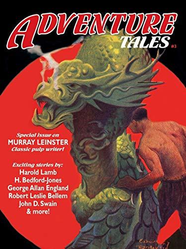 Adventure Tales #3 [Book Paper Edition]: John Gregory Betancourt