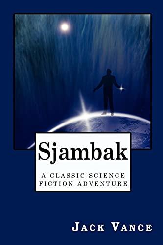9781557428103: Sjambak: A Classic Science Fiction Adventure