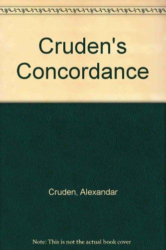 9781557480163: Cruden's Concordance