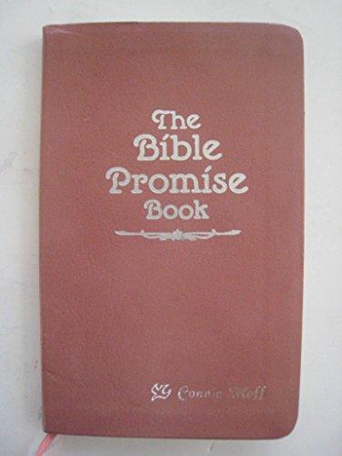 9781557480392: The Bible Promise Book (Flex Bonded Leather: King James Version Scripture Text )
