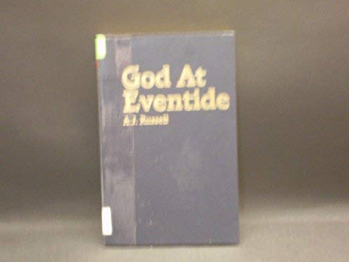 God at Eventide: Russell, A. J.