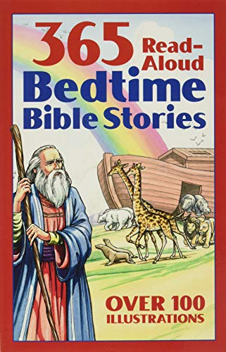 9781557482648: Bedtime Bible Story Book: 365 Read-aloud Stories from the Bible