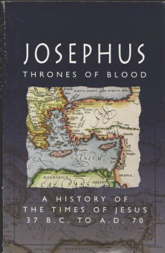 9781557482662: Josephus: Thrones of Blood