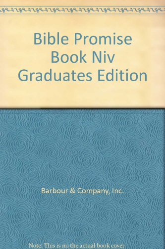 9781557482860: Bible Promise Book Niv Graduates Edition
