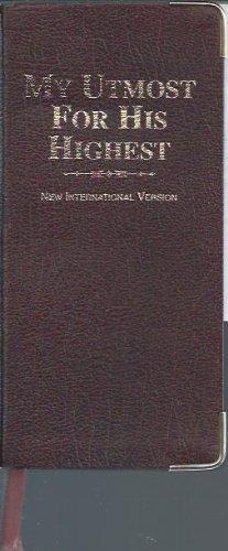9781557483195: My Utmost for His Highest: Vest Pocket Ed.