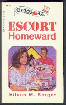 Escort Homeward (Heartsong Presents #18)