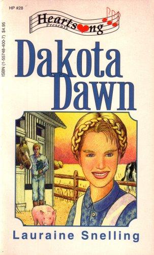 9781557484000: Dakota Dawn: The Dakota Plains Series #1 (Heartsong Presents #28)