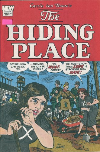 9781557484307: Hiding Place: Comic Book