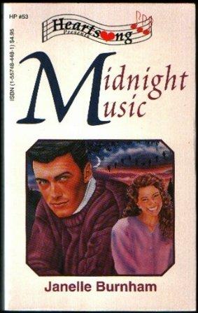 9781557484482: Midnight Music (Heartsong Presents #53) [Paperback] by Janelle Burnham Schneider