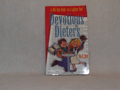 9781557484550: Devotions for Dieters