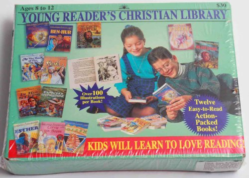 9781557484888: Young Reader's Christian Library: 12 title Boxed Asst.