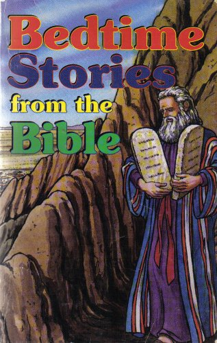 Bedtime Stories From the Bible: Hurlbut, Jesse Lyman