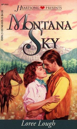 Montana Sky (Heartsong Presents #161): Lough, Loree