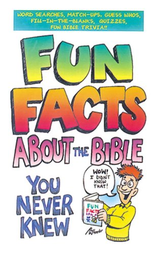 9781557488978: FUN FACTS ABOUT THE BIBLE