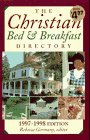 9781557489494: The Christian Bed and Breakfast Directory: 1997-1998 Edition