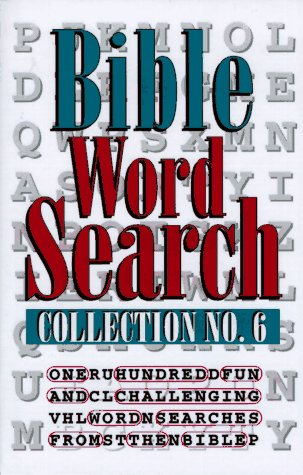 9781557489821: Bible Word Search Collection