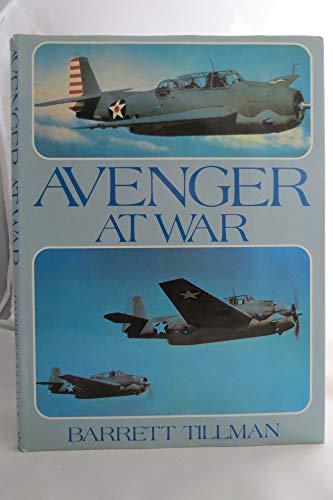 9781557500403: Avenger at War