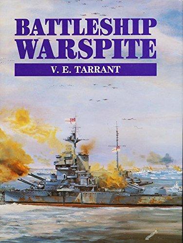 9781557500519: Battleship Warspite