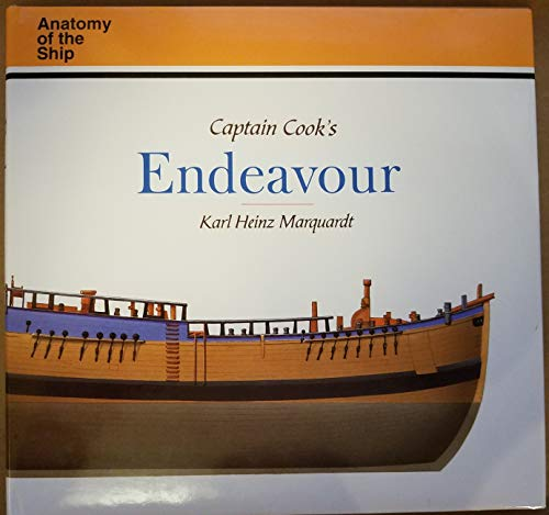 9781557501189: Captain Cook's Endeavor (Anatomy of the Ship)