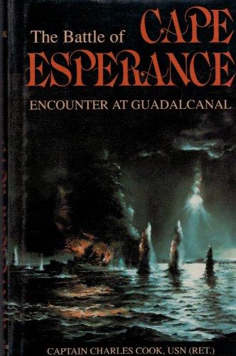 9781557501264: The Battle of Cape Esperance: Encounter at Guadalcanal