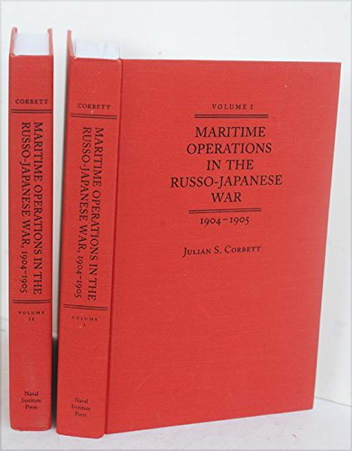 9781557501295: Maritime Operations in the Russo-Japanese War 1904-1905