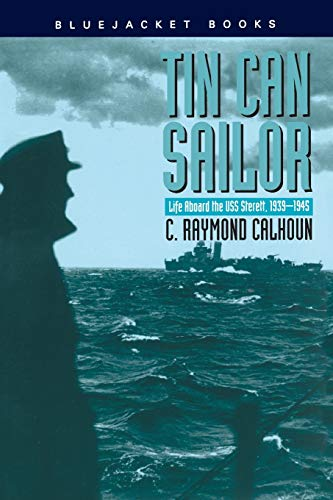 the tin can sailor by raymond c calhoun essay Civil war battle bookgrades 7 - is a creative and informative activity for your students studying the civil war students will use the gi civil war battle bookgrades 7 - 9this is a creative and informative activity for your students studying the civil war students will use the gi original.