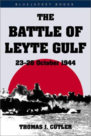 9781557502438: Battle of Leyte Gulf: 23-26 October 1944 (Bluejacket Books)