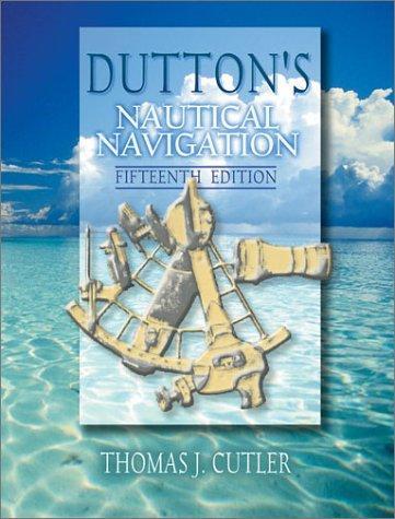 9781557502483: Dutton's Nautical Navigation, 15th Edition