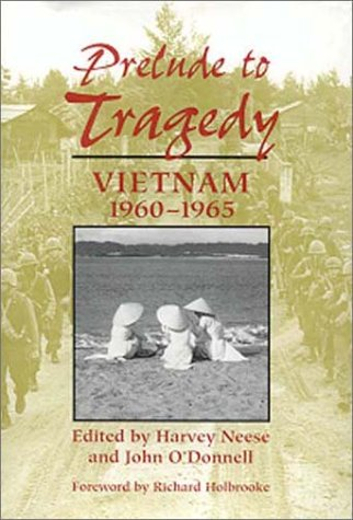 PRELUDE TO TRAGEDY: Harvey C. Neese