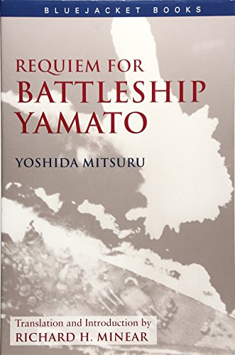 9781557505446: Requiem for Battleship Yamato (Bluejacket Books)
