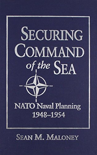 SECURING COMMAND OF THE SEA: Sean Maloney