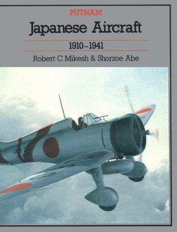 9781557505637: Japanese Aircraft, 1910-1941 (Putnam Aeronautical Books)