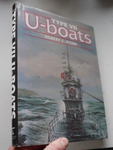 Type VII U-boats: Stern, Robert C.