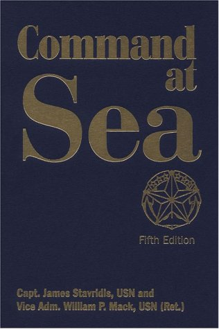 9781557508416: Command at Sea