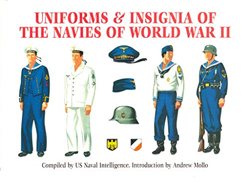 Uniforms and Insignia of the Navies of World War II: Office of U.S. Naval Intelligence