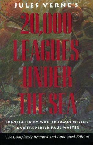 Jules Verne's Twenty Thousand Leagues Under the: Verne, Jules; Miller,