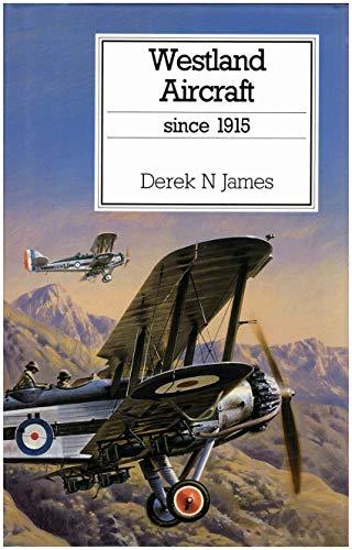 9781557509215: Westland Aircraft since 1915 (Putnam Aviation Series)