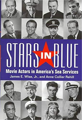 9781557509376: Stars in Blue: Movie Actors in America's Sea Services