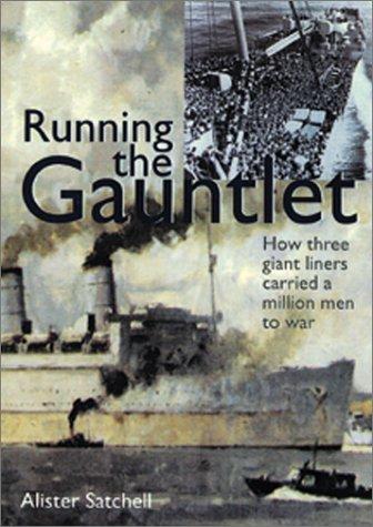 RUNNING THE GAUNTLET: Alister Satchel
