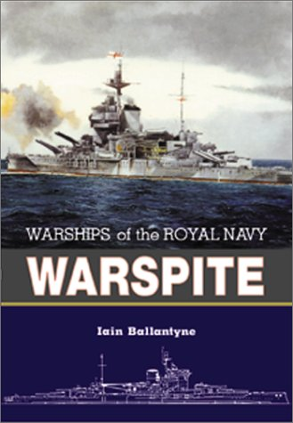 9781557509888: Warspite: Warships of the Royal Navy
