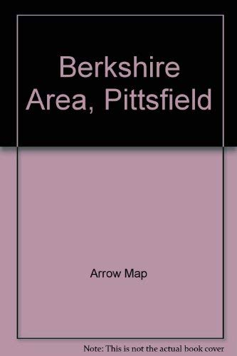 Berkshire Area, MA Pocket Map