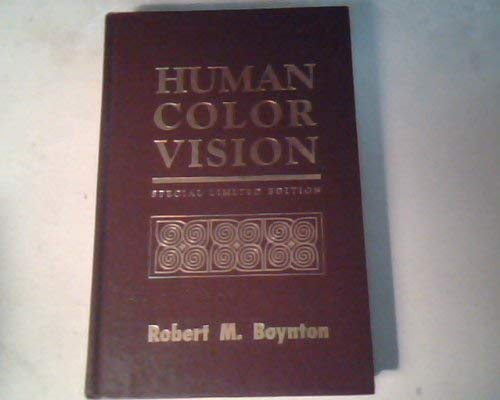 9781557522665: Human Color Vision