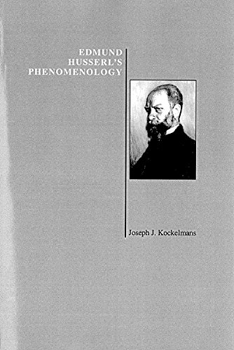 9781557530509: Edmund Husserl's Phenomenology (Purdue University Series in the History of Philosophy)