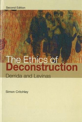 9781557531902: The Ethics of Deconstruction