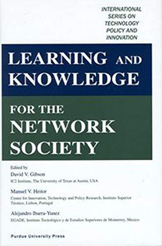 9781557533562: Learning and Knowledge for the Network Society (International Series on Technology Policy and Innovation)