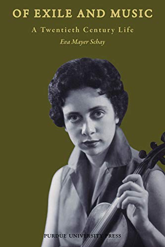 9781557535412: Of Exile and Music: A Twentieth Century Life
