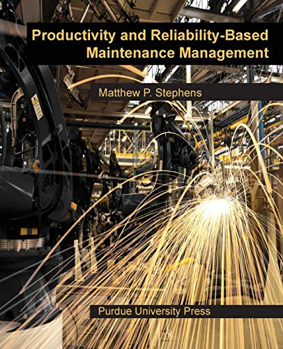 9781557535924: Productivity and Reliability-Based Maintenance Management