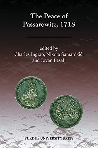 9781557535948: Peace of Passarowitz, 1718 (Central European Studies)