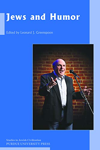 Jews and Humor (Paperback): Leonard Jay Greenspoon
